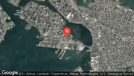 Ubicación o localización del proyecto de finca raíz  en venta: PORTUS en Manga - Cartagena - Colombia