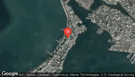 Ubicación o localización del proyecto de finca raíz  en venta: Murano Elite en Bocagrande - Cartagena - Colombia