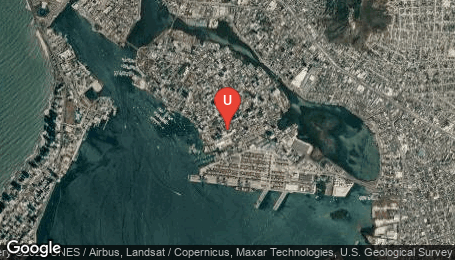 Ubicación o localización del proyecto de finca raíz  en venta: Edificio Fragata en Manga - Cartagena - Colombia
