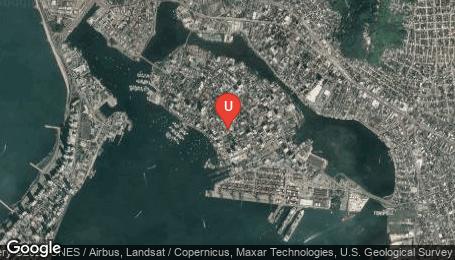 Ubicación o localización del proyecto de finca raíz  en venta: Casa Duque en Manga - Cartagena - Colombia