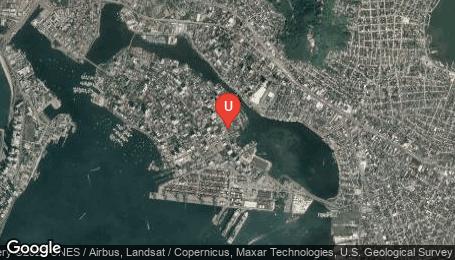 Ubicación o localización del proyecto de finca raíz  en venta: Edificio Antonela en Manga - Cartagena - Colombia