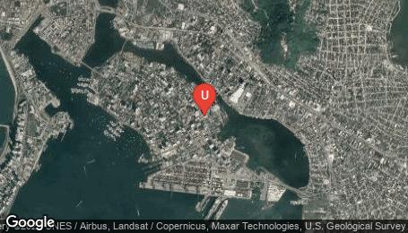 Ubicación o localización del proyecto de finca raíz  en venta: Edificio Crux en Manga - Cartagena - Colombia