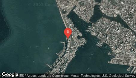 Ubicación o localización del proyecto de finca raíz  en venta: Crystal Bay en Manga - Cartagena - Colombia