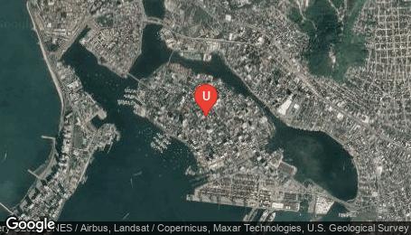 Ubicación o localización del proyecto de finca raíz  en venta: Edificio Opalo en Manga - Cartagena - Colombia