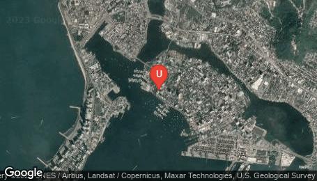 Ubicación o localización del proyecto de finca raíz  en venta: Edificio Marinamar en Manga - Cartagena - Colombia