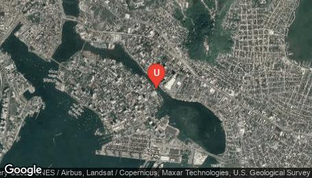 Ubicación o localización del proyecto de finca raíz  en venta: Mirador de Las Palmas en Manga - Cartagena - Colombia