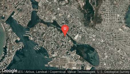 Ubicación o localización del proyecto de finca raíz  en venta: Edificio Kentaurus en Manga - Cartagena - Colombia
