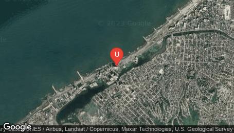 Ubicación o localización del proyecto de finca raíz  en venta: Edificio Alta Mar en Marbella - Cartagena - Colombia