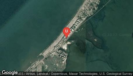 Ubicación o localización del proyecto de finca raíz  en venta: Edificio Aquavista en La Boquilla - Cartagena - Colombia