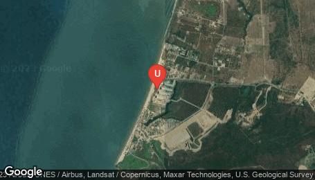 Ubicación o localización del proyecto de finca raíz  en venta: Morros ÍO Condominio en Manzanillo Del Mar - Cartagena - Colombia