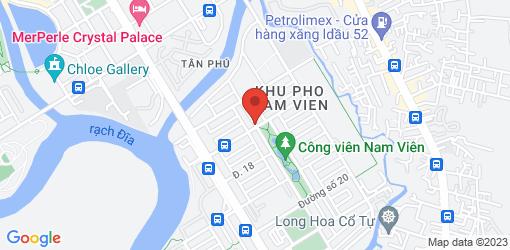 Directions to Nhà Hàng Chay AN & Cafe