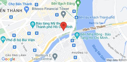 Directions to Nhà hàng Chay Mãn Tự (Mãn Tự Vegetarian Restaurant)