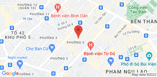 Directions to Saigon Vegan
