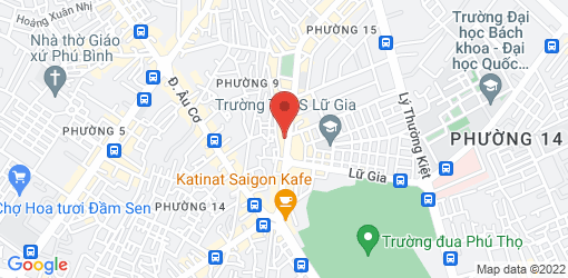 Directions to Khai Ngộ Vegetarian Restaurant