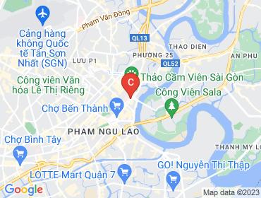 Saigon Sky Garden