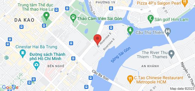 Grand Marina Saigon