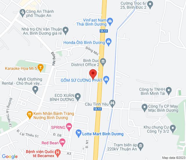 ベトナム(ホーチミン)事務所