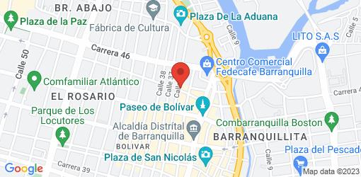 Directions to el Huerto Centro