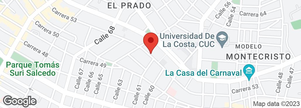 Cra. 53 No. 59 - 256 , Barranquilla, ATL