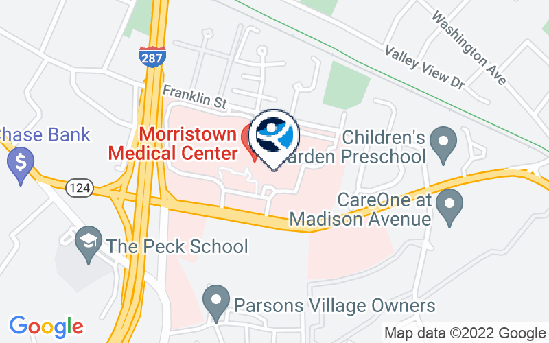 Atlantic Health System - Morristown Medical Center Location and Directions