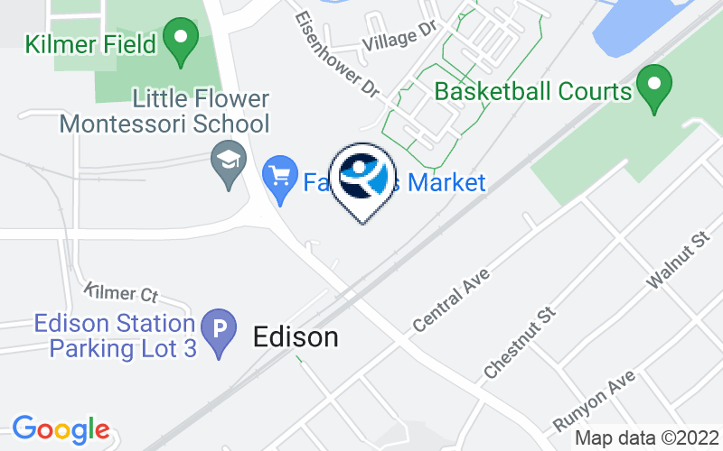 University Behavioral Health Care - Edison Location and Directions