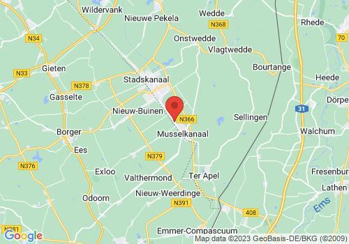 Localisation de Klerks International Food BV