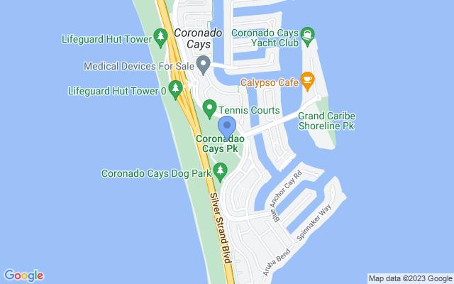 100 Grand Caribe Causeway, Coronado, CA 92118, USA