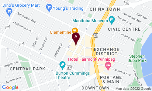 map of CHOSABI ASIAN EATERY