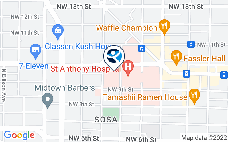 St. Anthony Recovery and Treatment - Lee Avenue Location and Directions