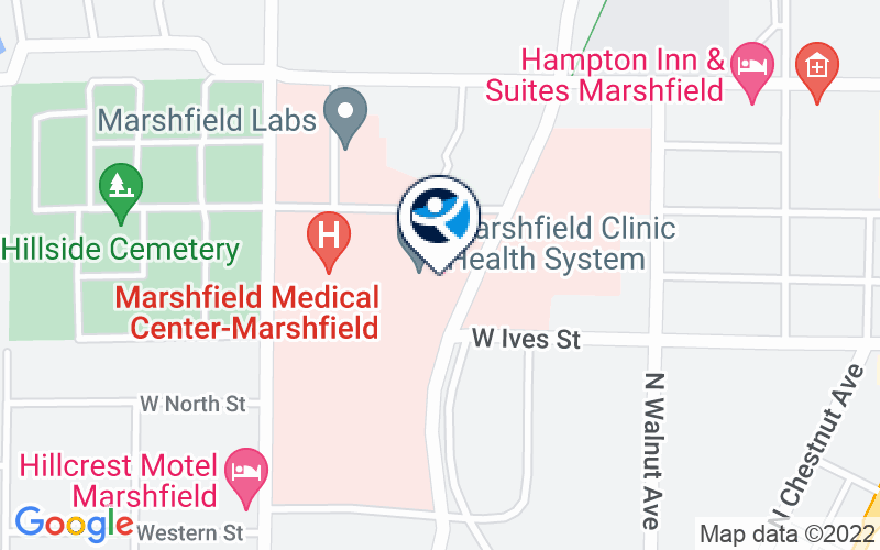 Marshfield Clinic Location and Directions