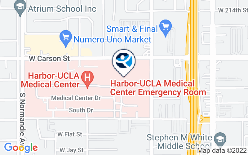 Harbor UCLA Medical Center Location and Directions