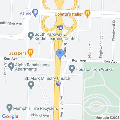 1000 Kerr Ave, Memphis, TN 38106, USA