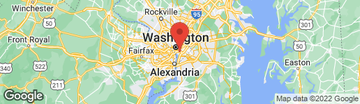 Map of 1000 NEW JERSEY AVENUE SE #623 WASHINGTON, DC 20003