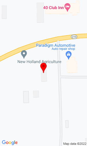 Google Map of Timmer Implement, Inc. 1001 2nd Street NW, Aitkin, MN, 56431