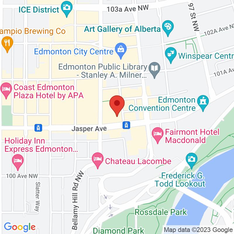 10060 Jasper Avenue