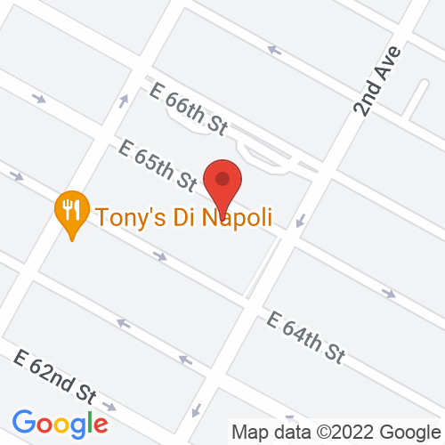 Google Map of Daniel Crouch Rare Books New York LLP