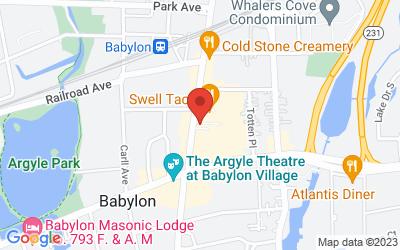 Map of Sole Provisions - Babylon Village, NY