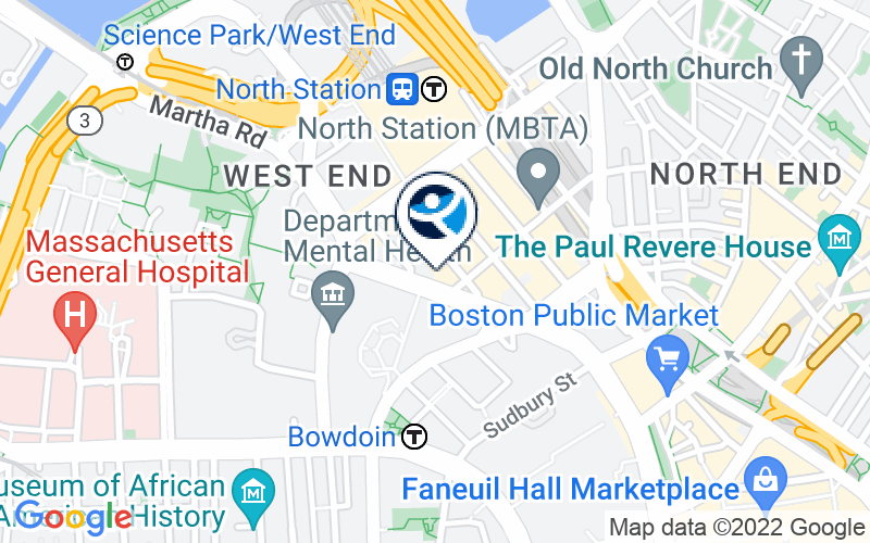 Red Sox Foundation and Massachusetts General Hospital Location and Directions