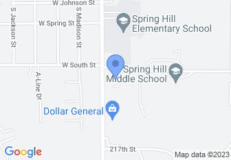 101 E South St, Spring Hill, KS 66083, USA