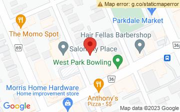 Public Parking Lot