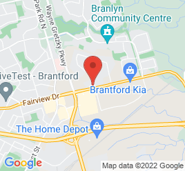 Google Map of 101+Lyden+Road%2CBrantford%2COntario+N3R+7J9