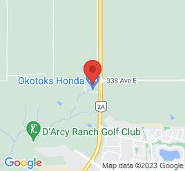 Google Map of 101+Northgate+Drive%2COkotoks%2CAlberta+T1S+0H9