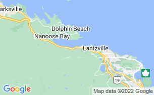 Map of Snaw-Naw-As Campground