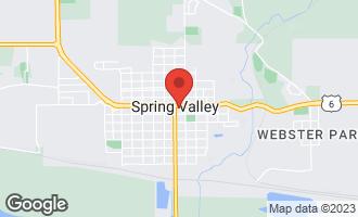 Map of 101 East Dakota Street SPRING VALLEY, IL 61362