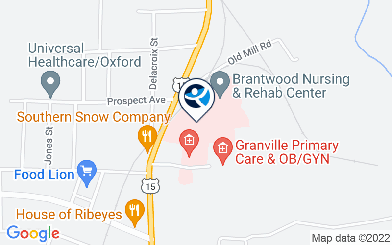 Granville Medical Center Location and Directions