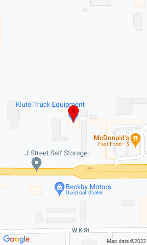 Google Map of South Central Bobcat 1010 West J Street, Hastings, NE, 68901