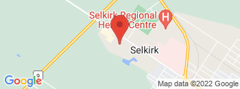 Google Map of 1010+Manitoba+Ave%2CSelkirk%2CManitoba+R1A+2C9
