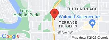 Google Map of 10103+-+75+St.%2CEdmonton%2CAlberta+T6A+3A4