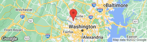 Map of 10108 WEATHERWOOD COURT POTOMAC, MD 20854