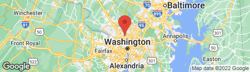 Map of 10109 MEREDITH AVENUE SILVER SPRING, MD 20910